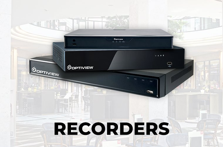 Product Section - Recorders