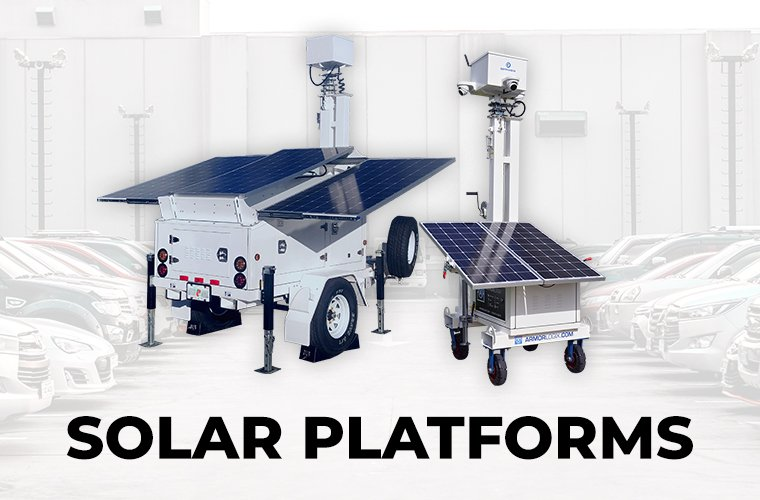 Product Section - Solar Platforms