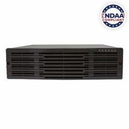 128 channel NDAA compliant NVR