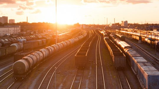 Surge Protection for Railroad Switches