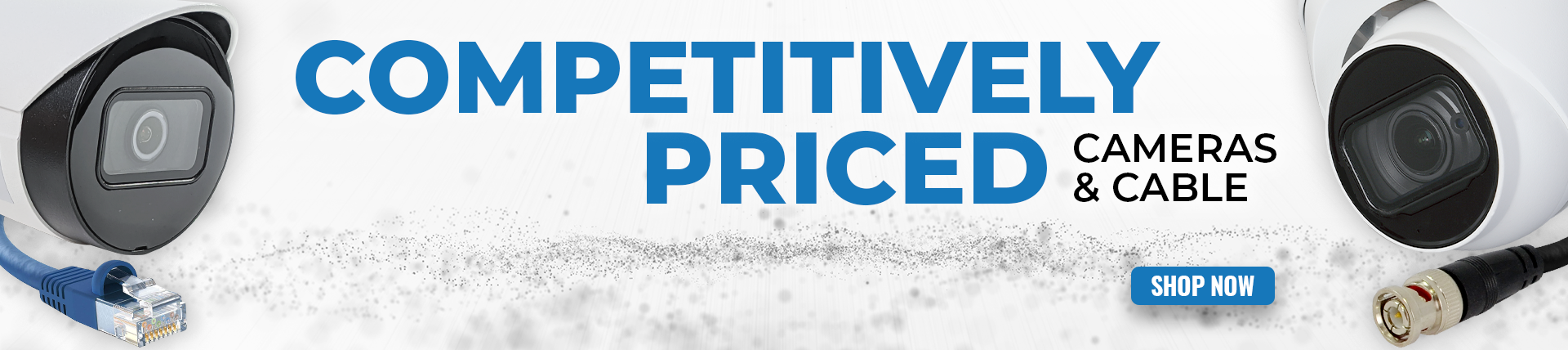 Competitively Priced - Homepage Banner