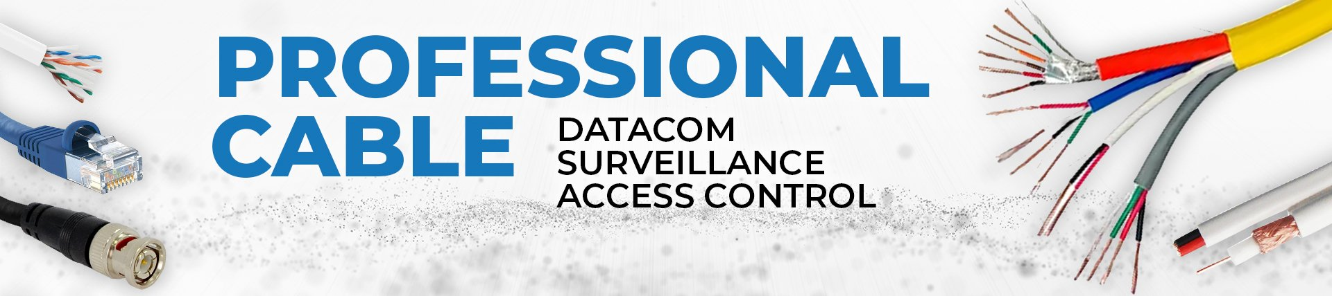 Professional Grade Datacom, Surveillance, and Access Control Cable from Optiview